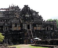 Angkor området