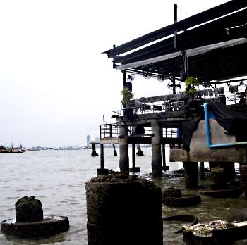 Pattayas Walking Street - bagfra