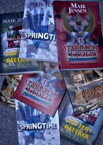 Romaner fra Thailand af Maik Jensen