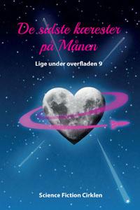 De sidste kærester på månen - cover