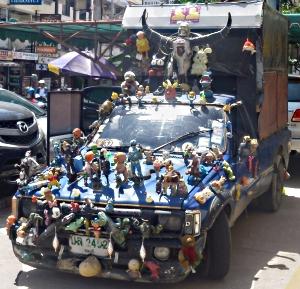 Bil fra Thailand