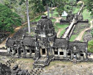 Angkor området - Cambodja