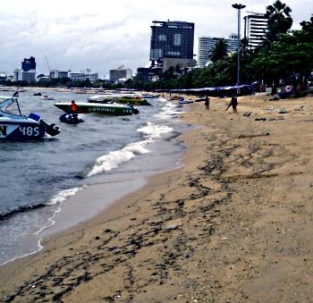 Pattaya - strand