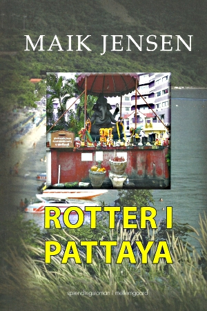 Rotter i Pattaya - cover