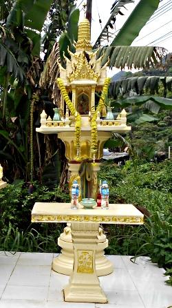 Åndehus - San phra phoom